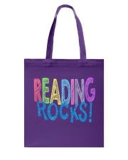 READING-ROCKS Tote Bag thumbnail