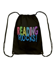 READING-ROCKS Drawstring Bag thumbnail