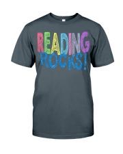 READING-ROCKS Classic T-Shirt thumbnail