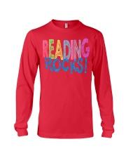 READING-ROCKS Long Sleeve Tee thumbnail