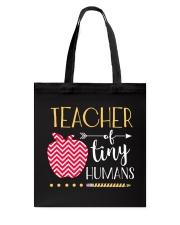 TEACHER OF TINY HUMANS Tote Bag thumbnail