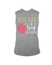 TEACHER OF TINY HUMANS Sleeveless Tee thumbnail