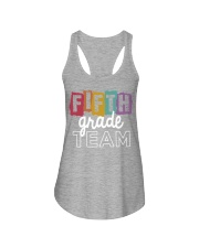 FIFTH-GRADE-TEES Ladies Flowy Tank thumbnail