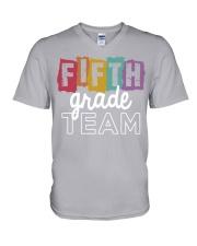 FIFTH-GRADE-TEES V-Neck T-Shirt thumbnail