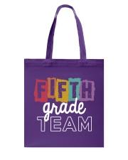 FIFTH-GRADE-TEES Tote Bag thumbnail