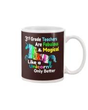 3RD TEACHERS Mug thumbnail