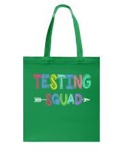 TESTING SQUAD Tote Bag thumbnail
