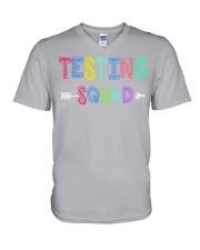 TESTING SQUAD V-Neck T-Shirt thumbnail
