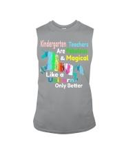 KINDERGARTEN TEACHERS Sleeveless Tee thumbnail