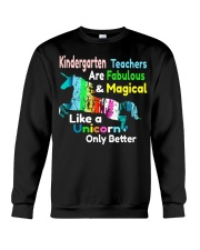 KINDERGARTEN TEACHERS Crewneck Sweatshirt thumbnail