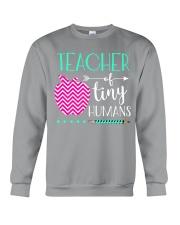TEACHER OF TINY HUMANS Crewneck Sweatshirt thumbnail