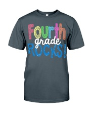 FOURTH-GRADE-ROCKS Classic T-Shirt thumbnail