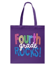 FOURTH-GRADE-ROCKS Tote Bag thumbnail