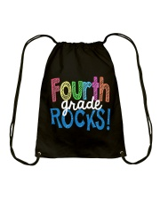 FOURTH-GRADE-ROCKS Drawstring Bag thumbnail