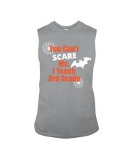 3RD GRADE SCARE SHIRT Sleeveless Tee thumbnail