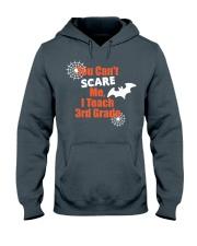 3RD GRADE SCARE SHIRT Hooded Sweatshirt thumbnail