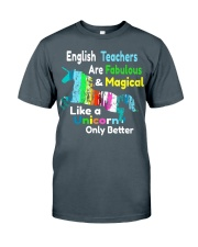English teachers Classic T-Shirt thumbnail