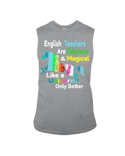 English teachers Sleeveless Tee thumbnail