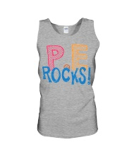PE ROCKS Unisex Tank thumbnail