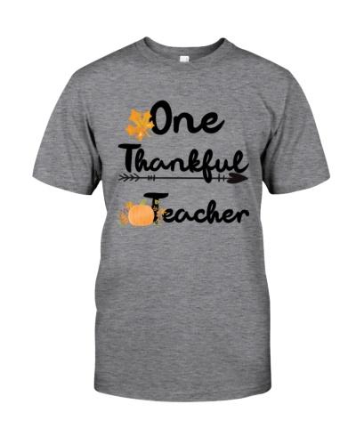 One Thankful Teacher
