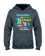 Interpreters Hooded Sweatshirt thumbnail