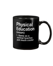 Physical Education - NOUN TEACHER T-SHIRT  Mug thumbnail