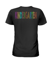 TFE - KINDERGARTEN Ladies T-Shirt back