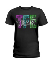 TFE - KINDERGARTEN Ladies T-Shirt front
