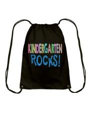 KINDERGARTEN-ROCKS Drawstring Bag thumbnail
