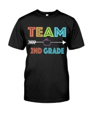 TEAM 2ND GRADE Classic T-Shirt thumbnail