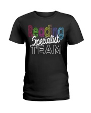 READING SPECIALIST Ladies T-Shirt front
