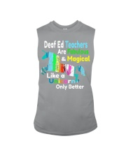 Deaf Ed Teachers Sleeveless Tee thumbnail