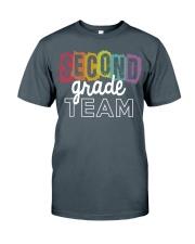 SECOND-GRADE-TEES Classic T-Shirt thumbnail