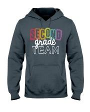 SECOND-GRADE-TEES Hooded Sweatshirt thumbnail