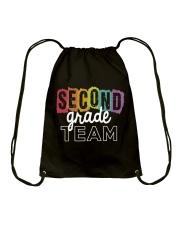 SECOND-GRADE-TEES Drawstring Bag thumbnail