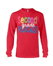 SECOND-GRADE-ROCKS Long Sleeve Tee thumbnail
