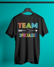 TEAM SPECIALIST Classic T-Shirt lifestyle-mens-crewneck-front-3