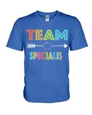 TEAM SPECIALIST V-Neck T-Shirt thumbnail