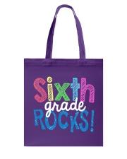 SIXTH-GRADE-ROCKS Tote Bag thumbnail