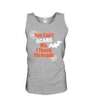 7TH GRADE SCARE SHIRT Unisex Tank thumbnail