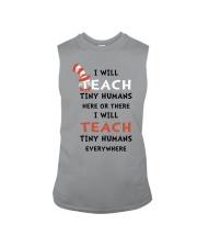 I WILL TEACH Sleeveless Tee thumbnail