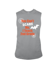 2ND GRADE SCARE SHIRT Sleeveless Tee thumbnail