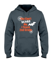 2ND GRADE SCARE SHIRT Hooded Sweatshirt thumbnail