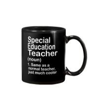 Special Education teacher - NOUN TEACHER T-SHIRT  Mug thumbnail