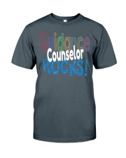 Guidance Counselor -ROCKS Classic T-Shirt thumbnail