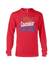 Guidance Counselor -ROCKS Long Sleeve Tee thumbnail