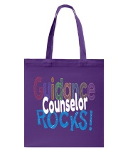 Guidance Counselor -ROCKS Tote Bag thumbnail