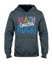 MATH COACHES ROCK Hooded Sweatshirt thumbnail