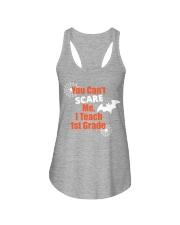 1ST GRADE SCARE SHIRT Ladies Flowy Tank thumbnail