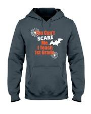 1ST GRADE SCARE SHIRT Hooded Sweatshirt thumbnail
